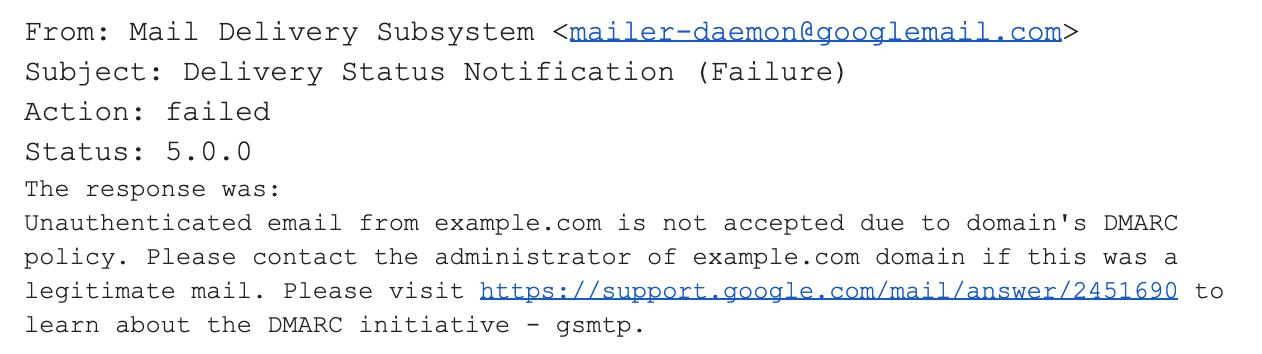 Are your Google Calendar Invite Responses Blocked by DMARC