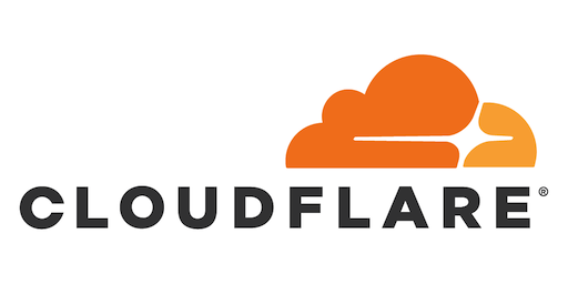 Logotipo de Cloudflare