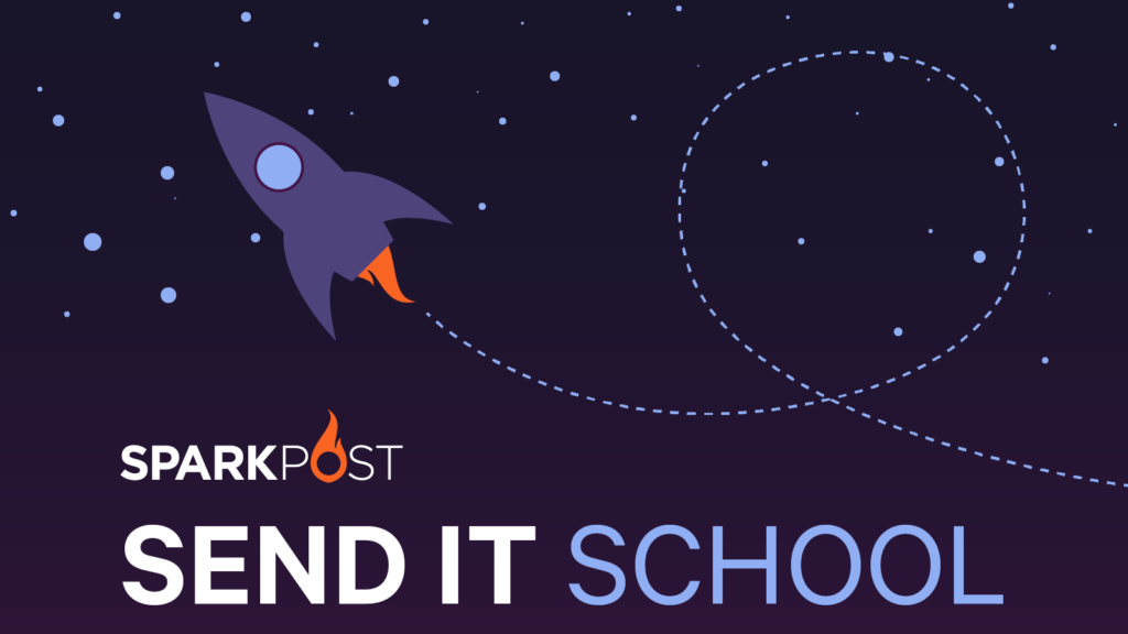 Send It School Logo