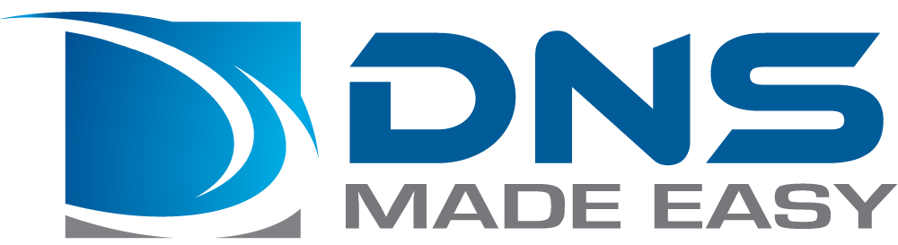Logotipo de DNS Made Easy
